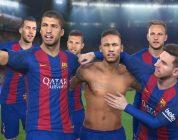 Новый трейлер и скриншоты PES 2017, посвященные «Барселоне»
