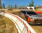 Релиз раллийного симулятора WRC 7 состоится осенью 2017 года