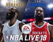 Авторы NBA Live 18 назвали дату релиза и выбрали лицо обложки