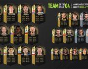 Гранквист попал в четвертую команду недели FIFA 18