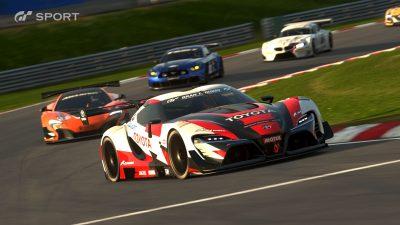 Стартовала запись на закрытый бета-тест Gran Turismo Sport