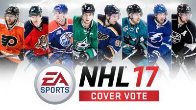 Владимир Тарасенко станет лицом обложки игры NHL 17