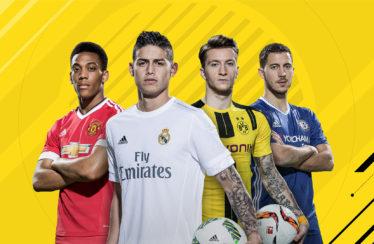 EA Sports опубликовала геймплейный трейлер FIFA 17