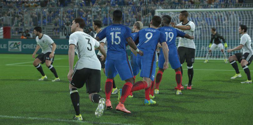 «Спартак», ЦСКА и «Зенит» появятся в видеоигре Pro Evolution Soccer 2018