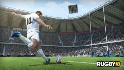 Cимулятор Rugby 18 вошел в десятку худших игр 2017 года