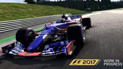 Codemasters проведет киберспортивный чемпионат Формулы-1