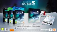 Названы подробности трех изданий Project CARS 2