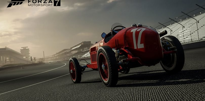 Вес игры Forza Motorsport 7 шокировал игроков