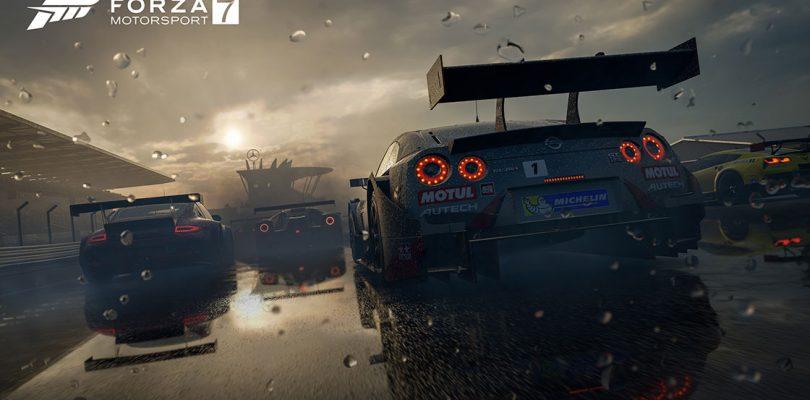 Демоверсия Forza Motorsport выйдет 19 сентября