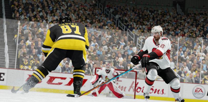 Малкин – 3-й, Овечкин – 5-й. EA Sports назвала лучших хоккеистов видеоигры NHL 18