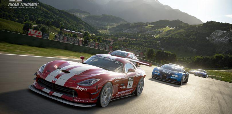 Демоверсия Gran Turismo Sport выйдет 9 октября