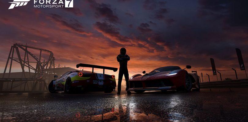 Стали известны системные требования и цены предзаказа Forza Motorsport 7