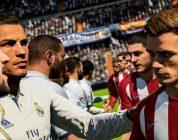 EA Sports показала новую систему анимации для FIFA 18