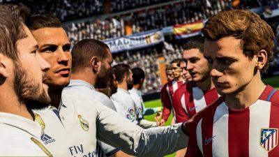 Gamescom-2017: Новый трейлер FIFA 18