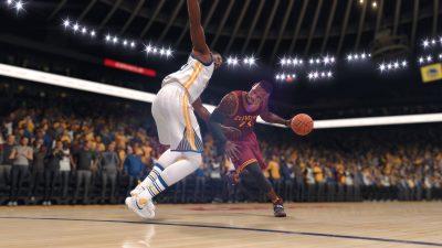 NBA Live 18 выйдет на Xbox One и PlayStation 4 в сентябре 2017