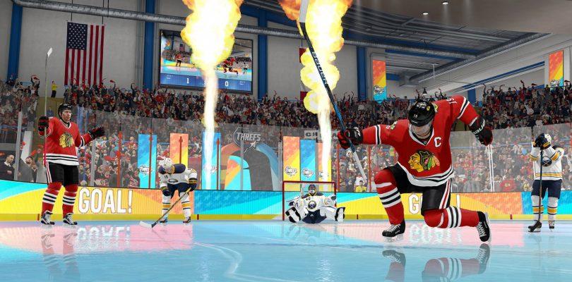 «Добро пожаловать в новую NHL». EA Sports рассказала первые подробности NHL 18