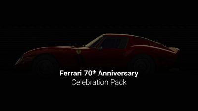 В Assetto Corsa появятся семь машин «Феррари» в честь 70-летия итальянской марки