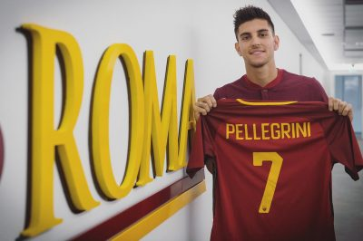 «Рома» объявила о переходе игрока при помощи FIFA 17