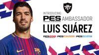 На обложке обычного издания PES 2018 появится Луис Суарес