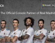 Microsoft объявила о партнерстве Xbox с мадридским «Реалом»