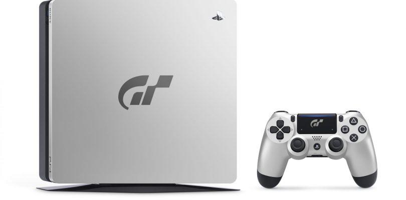 Sony выпустит серию консолей Playstation 4, посвященную игре Gran Turismo Sport