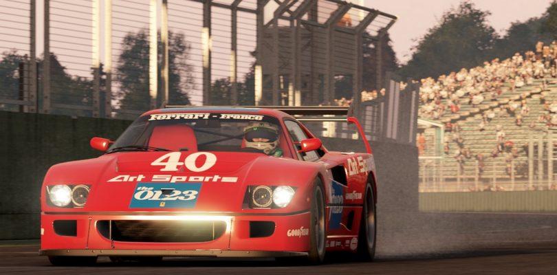 Десять автомобилей Ferrari появятся в игре Project CARS 2