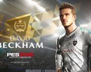 Бекхэм подписал долгосрочное соглашение с разработчиком Pro Evolution Soccer 2018