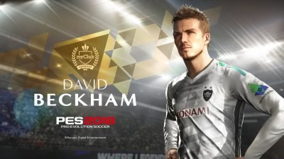 Дэвид Бекхэм 16 ноября появится в Pro Evolution Soccer 2018