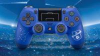 Sony представила новый Dualshock 4, оформленный в футбольном стиле