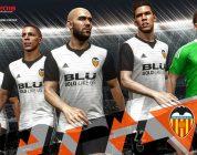 «Валенсия» объявила о спонсорском соглашении с разработчиком PES 2018