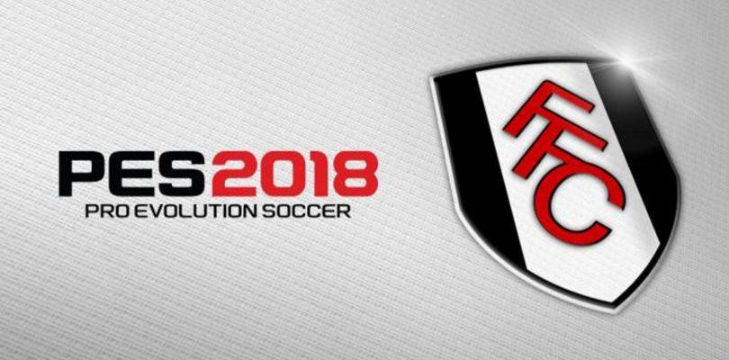 Konami и футбольный клуб «Фулхэм» объявили о сотрудничестве