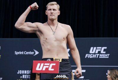 Александр Волков: Люблю создавать своих персонажей в игре UFC