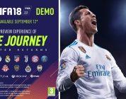 Демоверсия FIFA 18 стала доступна для скачивания