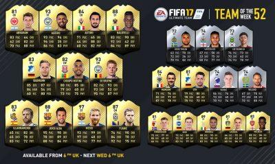 Месси и Агуэро попали в последнюю команду недели FIFA 17