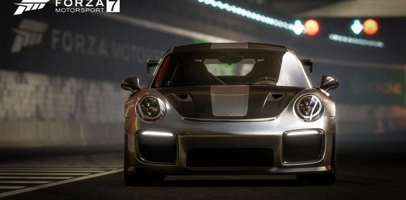 Демоверсия Forza Motorsport 7 стала доступна для скачивания