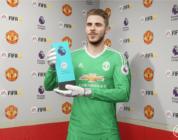Футболисты «Манчестер Юнайтед» сыграли в FIFA 18