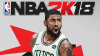 Разработчик NBA 2K18 изменил обложку игры за несколько дней до релиза