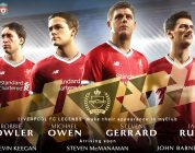 """Джеррард, Оуэн и другие легенды """"Ливерпуля"""" в Pro Evolution Soccer 2018"""