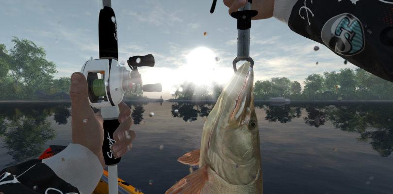 Карта глубин и новая физика. Для Fishing Planet вышло масштабное обновление