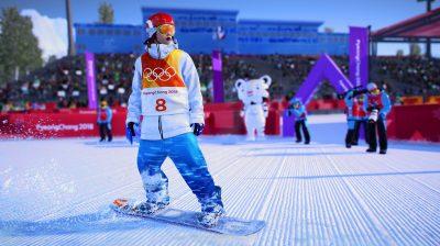 «На олимпиаду». Подробности олимпийского дополнения для Steep