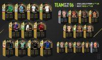 Санчес, Иньеста и Марез вошли в шестую команду недели FIFA 18