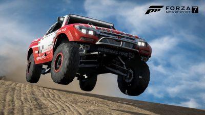 Для Forza Motorsport 7 вышел набор машин Samsung QLED TV