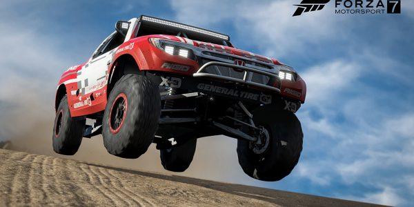 Honda Ridgeline Baja Trophy Truck (2015)