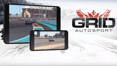 Гоночный симулятор GRiD Autosport вышел для iOS