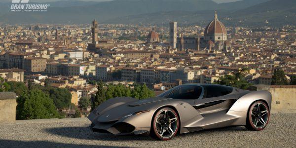 IsoRivolta Zagato Vision Gran Turismo
