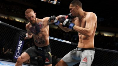 Electronic Arts готовится к анонсу EA Sports UFC 4
