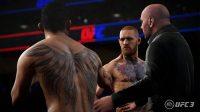 Состоялся выход симулятора единоборств EA Sports UFC 3