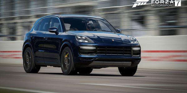 Forza Motorsport 7 — Porsche Cayenne Turbo (2018)