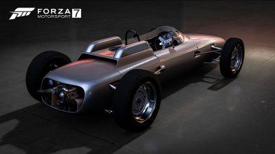 Для Forza Motorsport 7 вышел набор с машинами из разных десятилетий