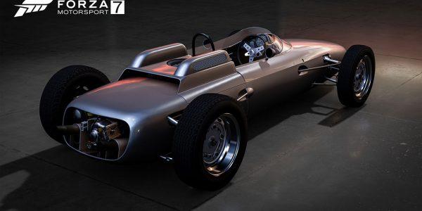 Forza Motorsport 7 — Porsche 804 (1962)